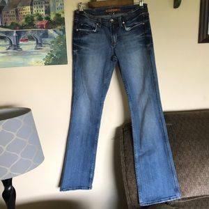Vigoss women's jr sz 5/6 Jeans euc